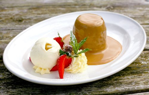 Kirkton Inn Pudding
